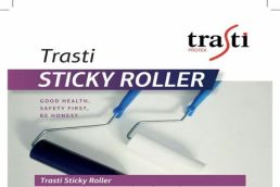 Clean Room Product Sticky Roller Trasti 8 inch